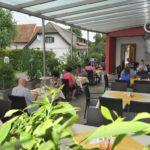Gastgarten Backhendlstation Schneider
