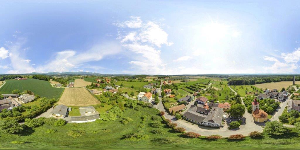 Panorama rund um Grosshart (c)TVB Grosshart