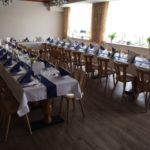 Fest- und Hochzeitssaal im Gasthof Schneider